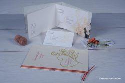Partecipazione Romantica Eleonora&Giulio
